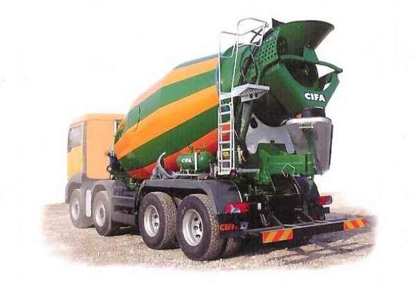 CIFA SL Concrete Truck Mixer
