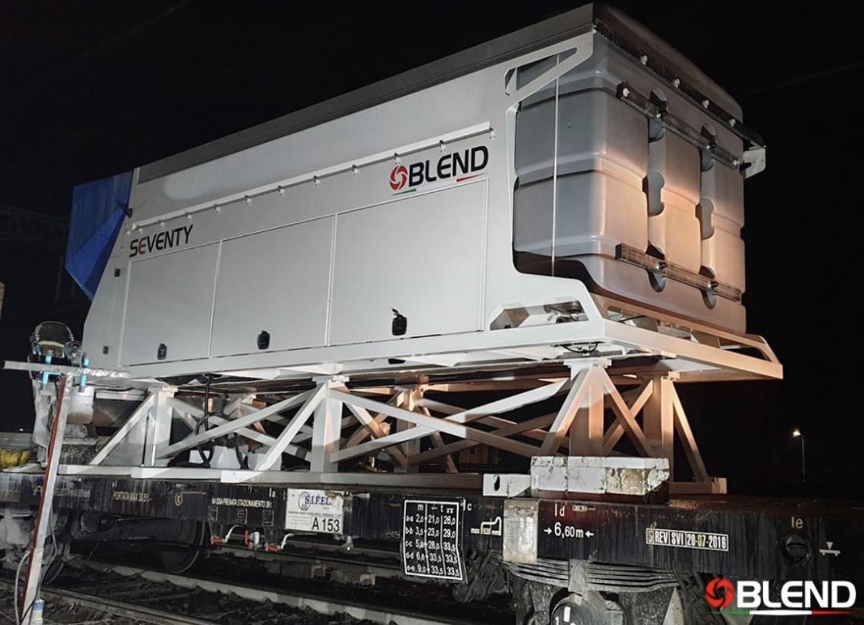 Blend E-Series Mixer Range - Concrete Equipment Suppliers